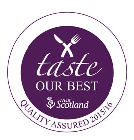 Forth Guest House is a Taste OUr Best approved B&B with Visit Scotland