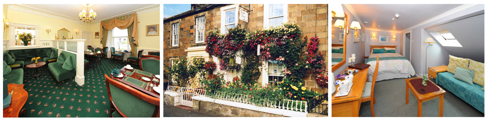 bed and breakfast in stirling, Forth guest House, Stirling City Centre